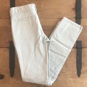 Old Navy Girls Size 12 Slim Beige Pants